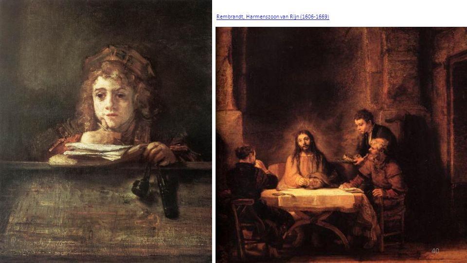 Rembrandt Harmenszoon van Rijn's The Blinding of Samson Portrait of the Artist's 39