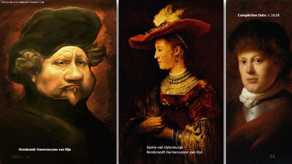 Rembrandt Harmenszoon van Rijn (1606-1669)- 'Danae'-oil on canvas-1636 St Petersburg- Hermitage 52