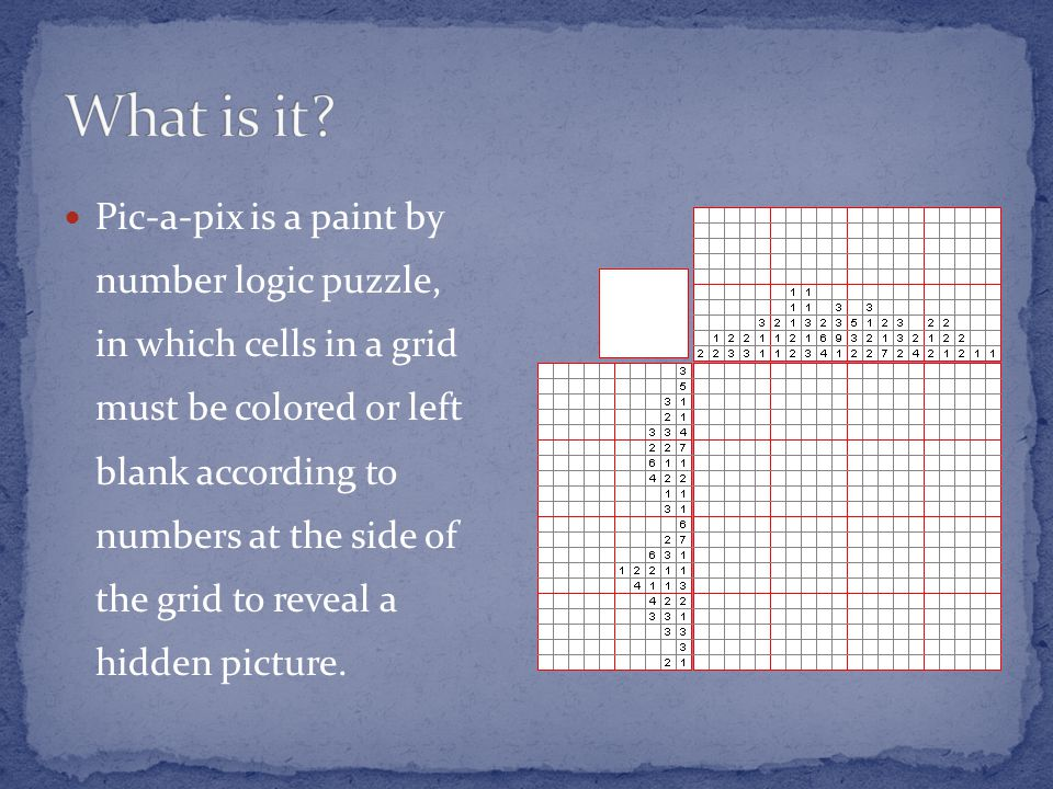 Given a halved-solved puzzle picture and its dimensions, the project will solve the puzzle and will present the solution as well as the wrong marks.