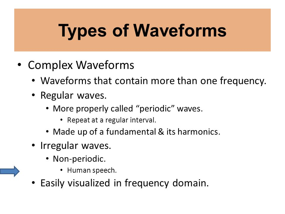AC Waveforms and Measurements AC Measurements An AC current will heat up a resistor.