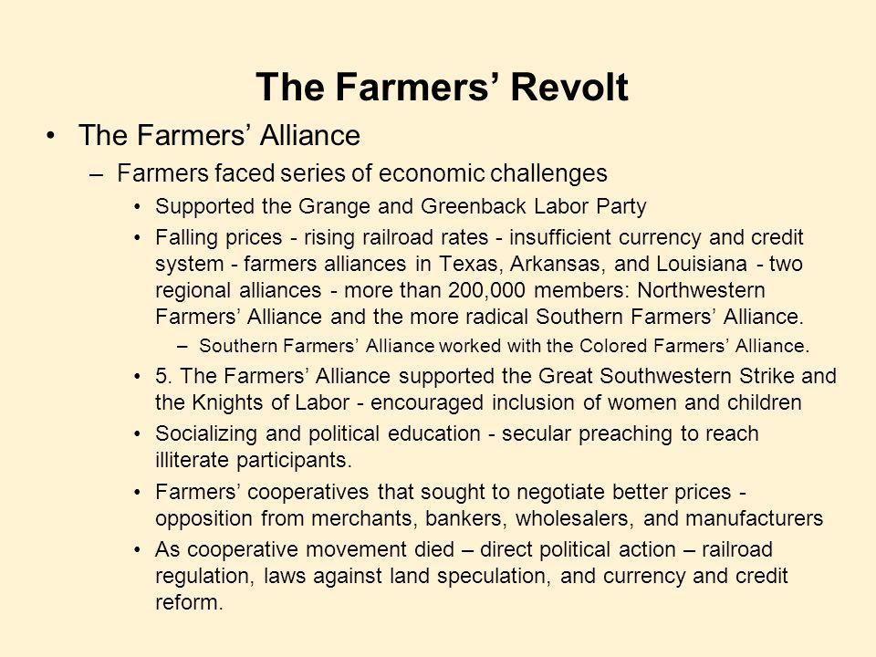 The First Farmers' Alliance Flag
