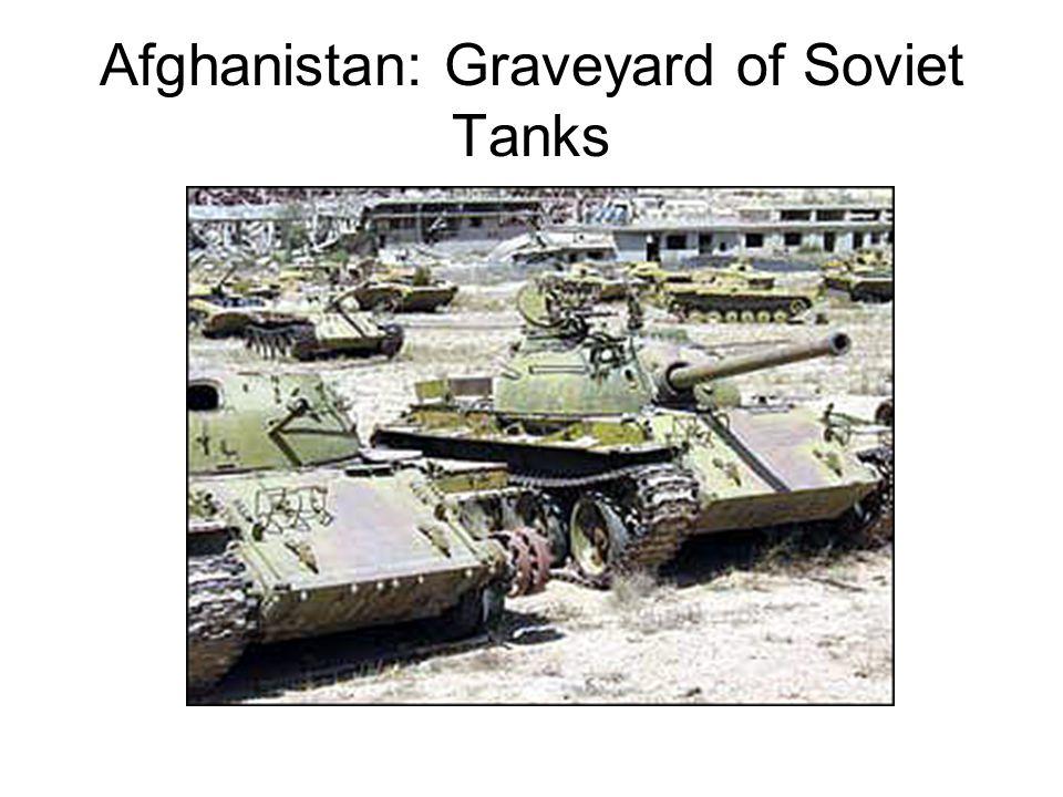 Afghanistan: Graveyard of Soviet Tanks