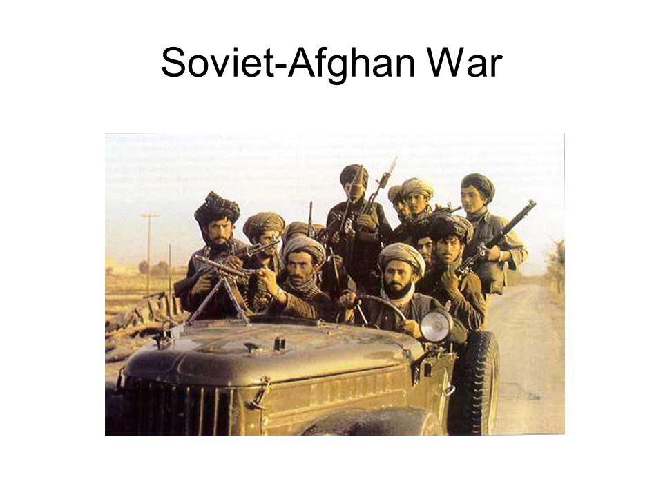 Soviet-Afghan War