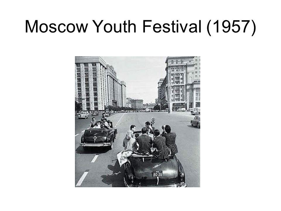 Krokodil Satire: Soviet Hippies (1969)