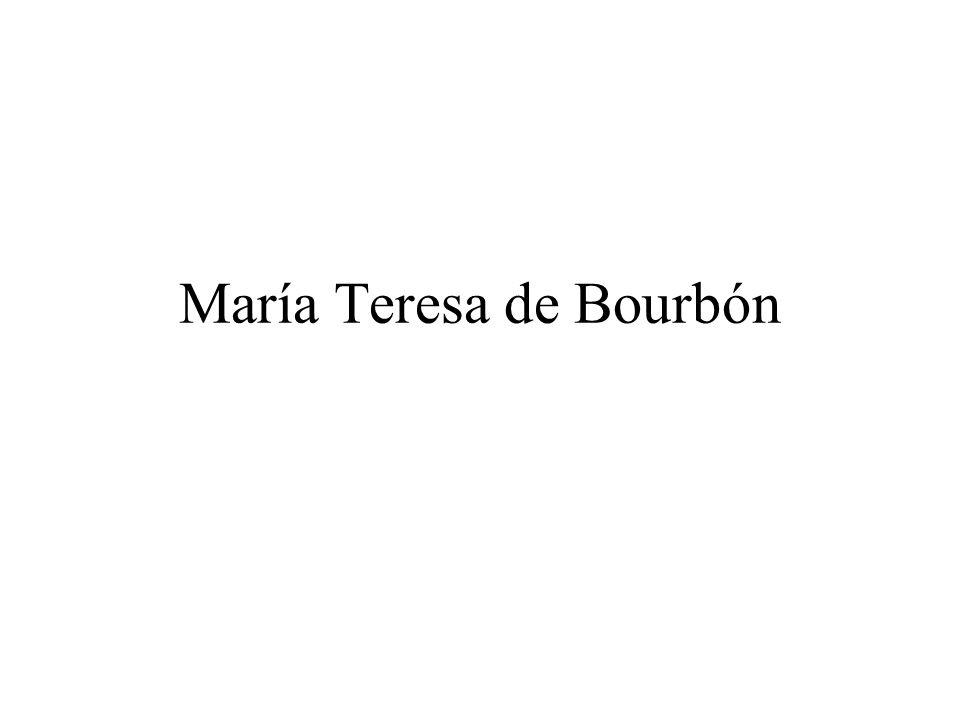 María Teresa de Bourbón