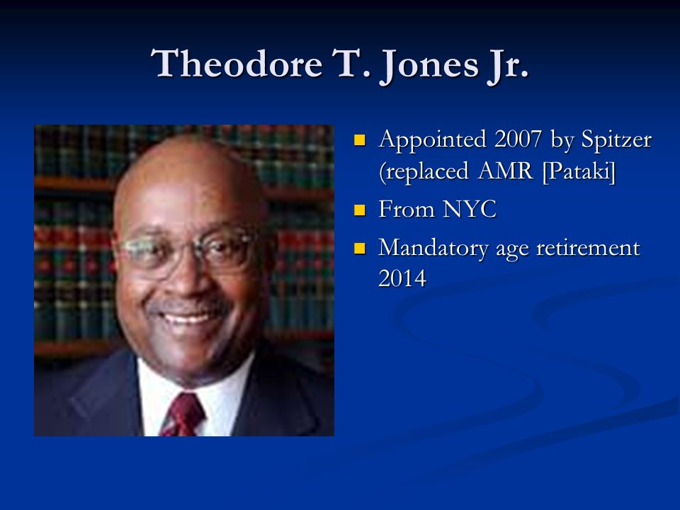 Theodore T. Jones Jr.