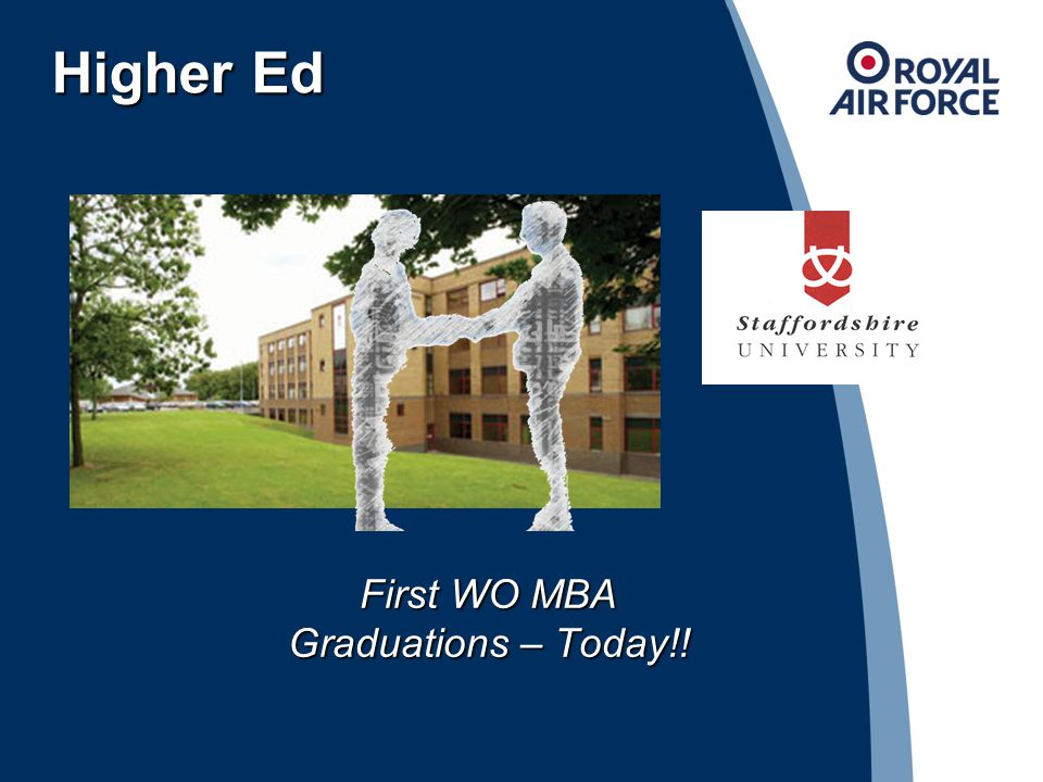 Higher Ed First WO MBA Graduations – Today!! 29