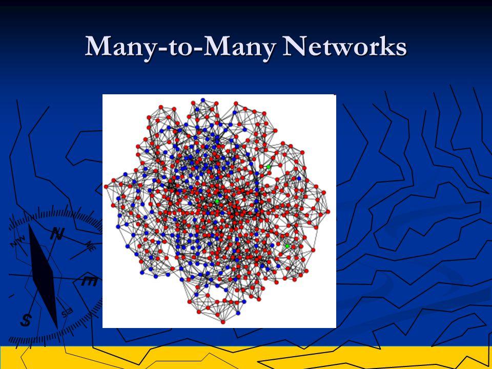 Many-to-Many Networks