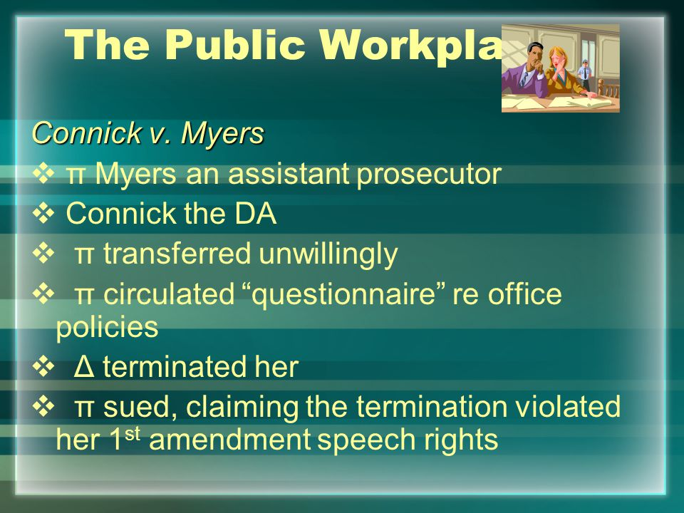 The Private Workplace State statutes