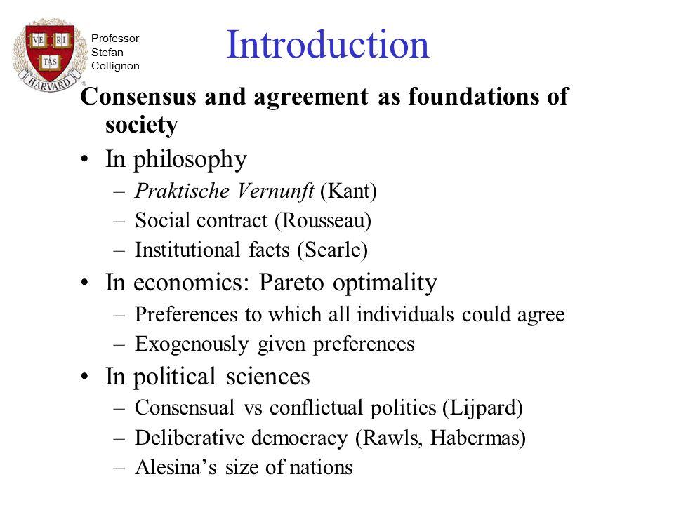 Professor Stefan Collignon II. Implications