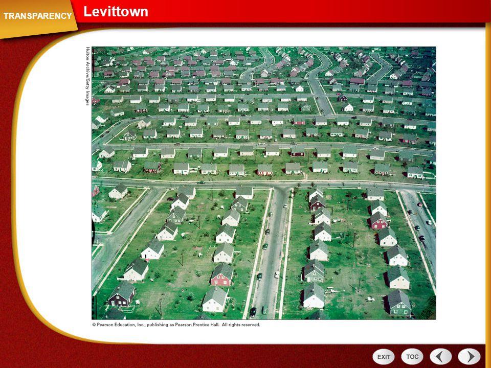 Levittown Transparency: Levittown TRANSPARENCY