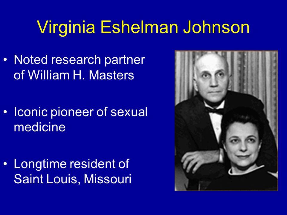 Virginia E. Johnson Personal Interviews Bernard Becker Library – Archives and Rare Books