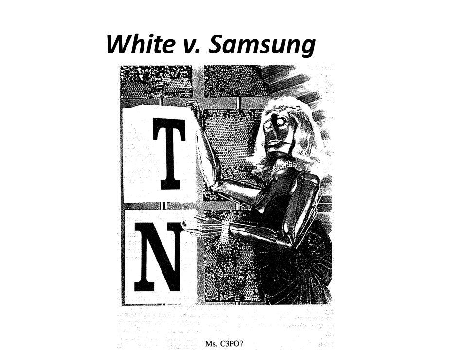 White v. Samsung