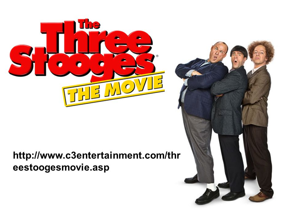 http://www.c3entertainment.com/thr eestoogesmovie.asp