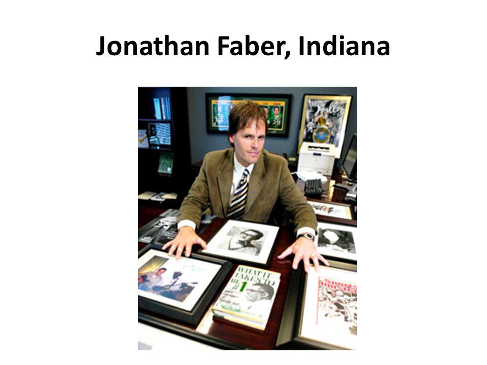 Jonathan Faber, Indiana