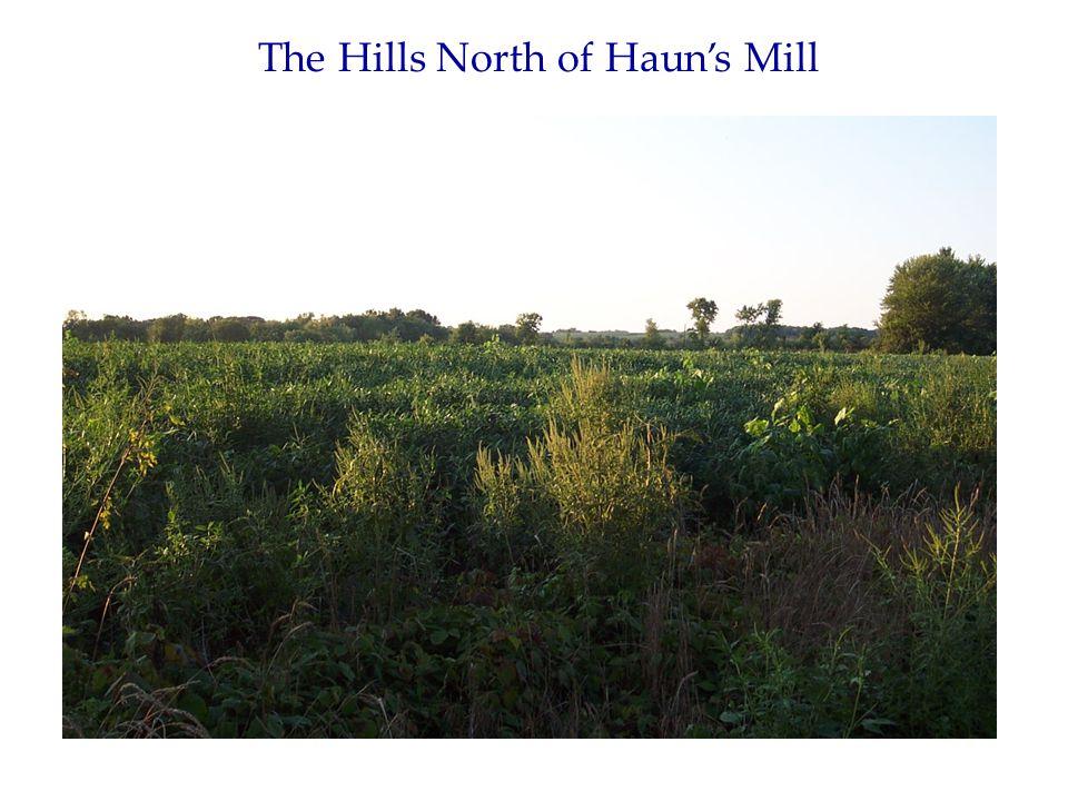 The Hills North of Haun's Mill
