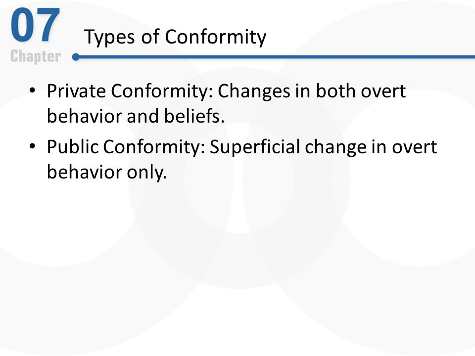 Majority Influence: Group Size Conformity increases with group size -- but only up to a point.