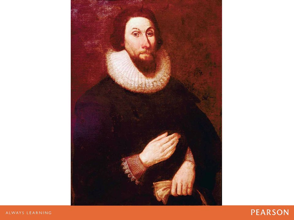 Governor John Winthrop