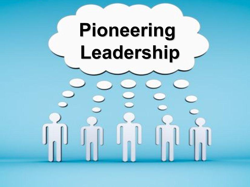PioneeringLeadership
