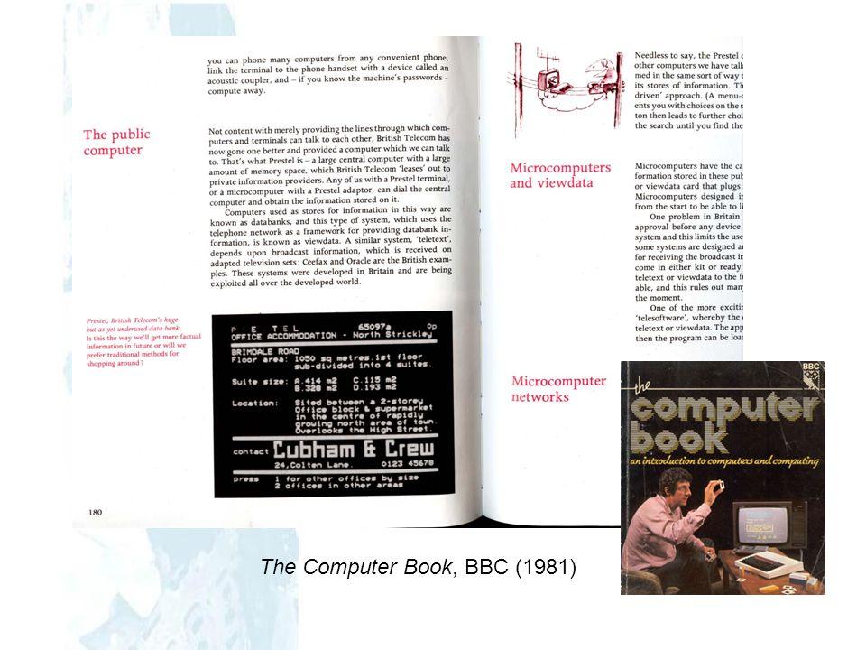 The Computer Book, BBC (1981)