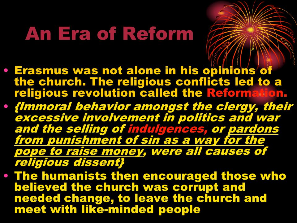 The Rise of Sects (Calvinism) In Switzerland John Calvin founded a Protestant church and developed Calvinism Calvin published a complete set of religious beliefs that explained exactly what followers should believe on every major religious question Calvinism was based on faith and the Bible {John Calvin also taught predestination, the idea that at the beginning of time God had already decided who would be saved} In 1536 Calvin moved to the city of Geneva where Calvinism became the official religion The city of Geneva became a theocracy, or a government ruled by religious leaders who claimed God's authority