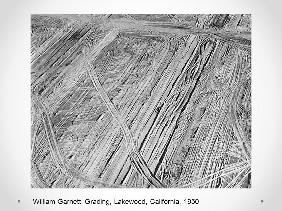 William Garnett, Grading, Lakewood, California, 1950