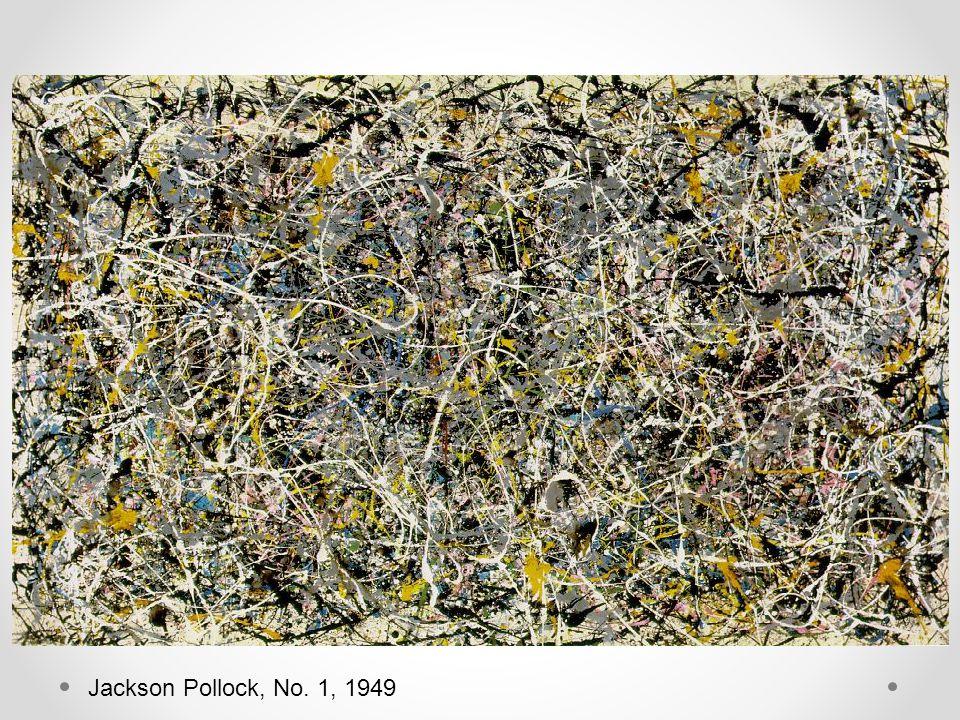 Jackson Pollock, No. 1, 1950