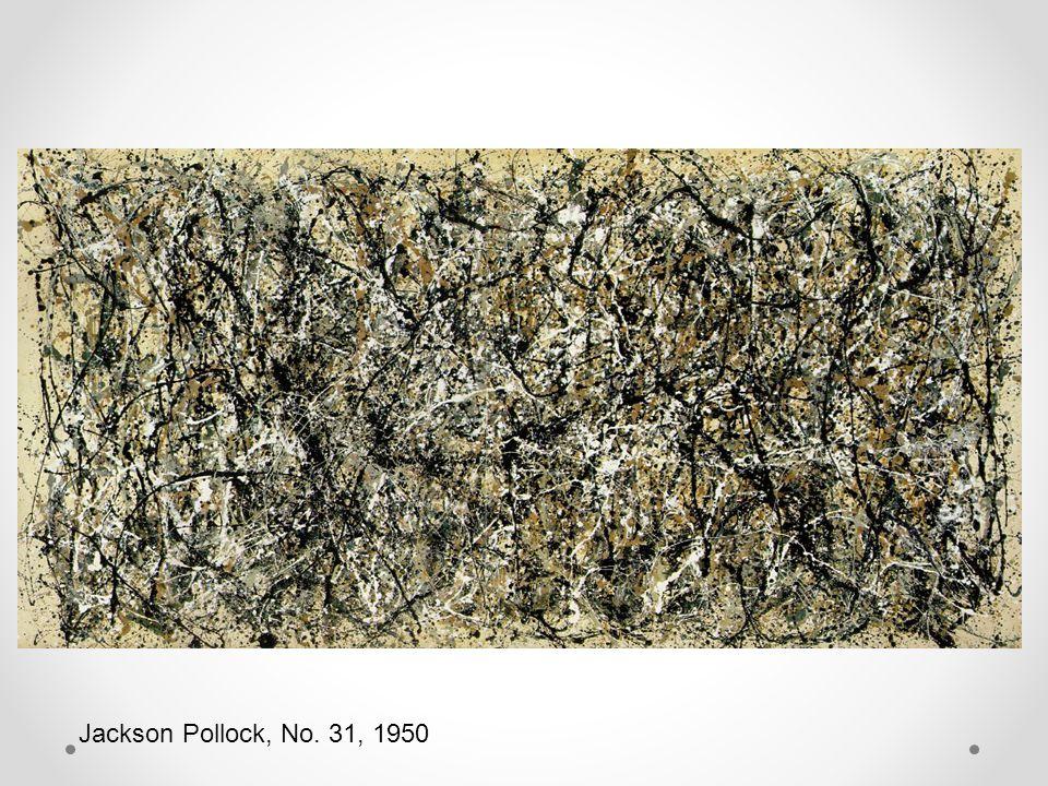 Jackson Pollock, No. 31, 1950