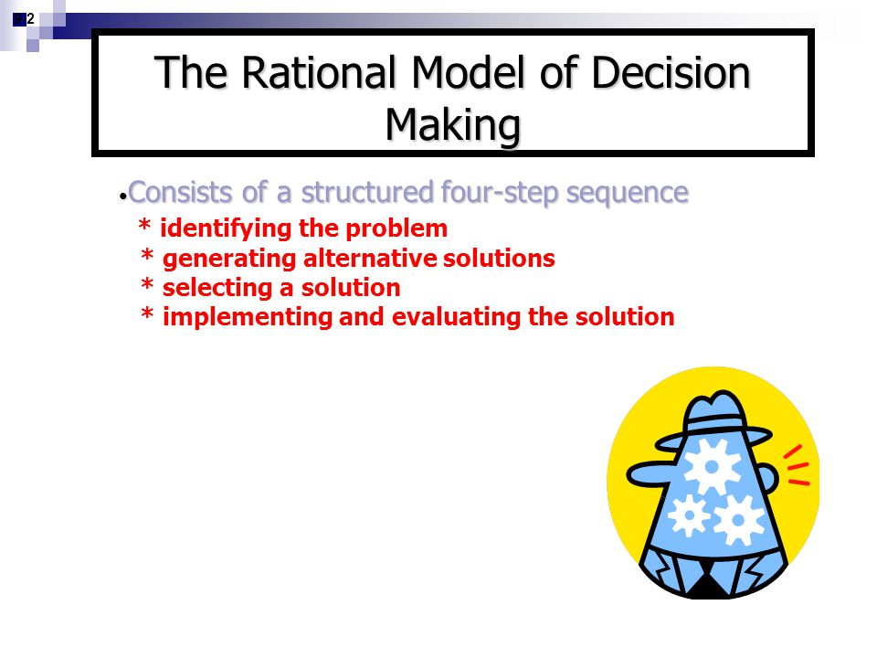 Group decision-making Data suggests that innovative groups possessed high levels of both minority dissent and participation in decision making Note four requirements of effective decision making in a group:  Focus on process  Understand requirements for an effective choice  Assess positive qualities of alternative solutions  Assess negative qualities of alternative solutions Suggests openness, acceptance of dissent?