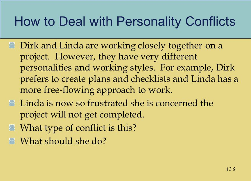 Avoiding Negotiation What are the pros and cons of this approach.