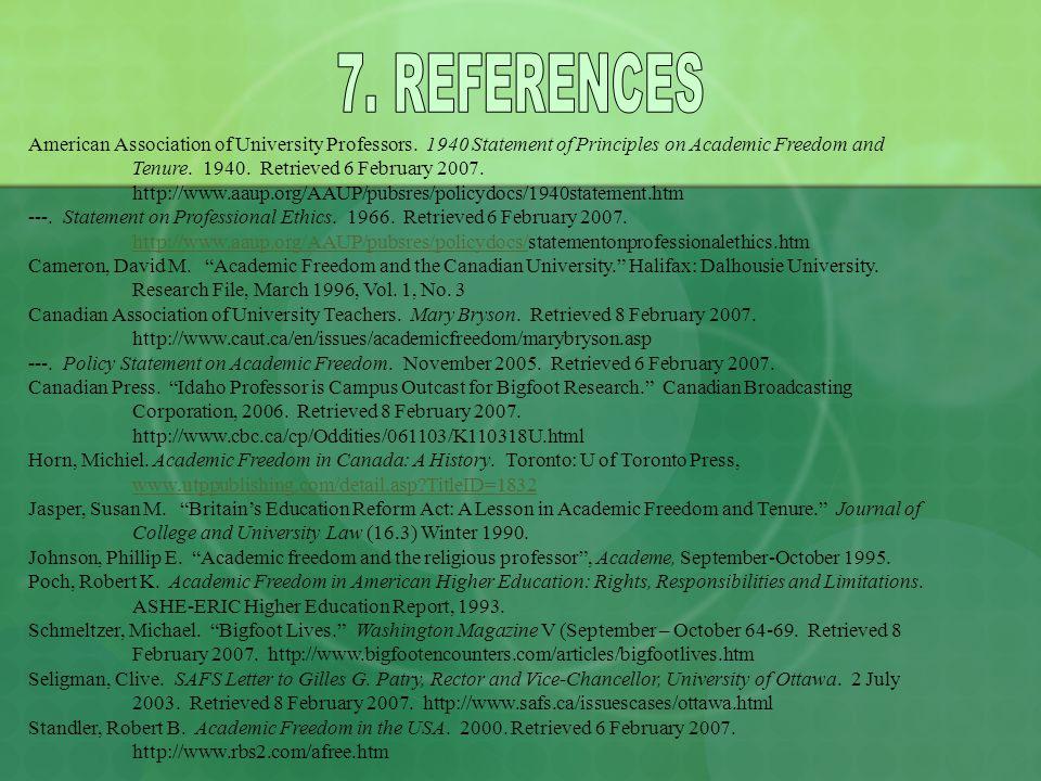 American Association of University Professors.