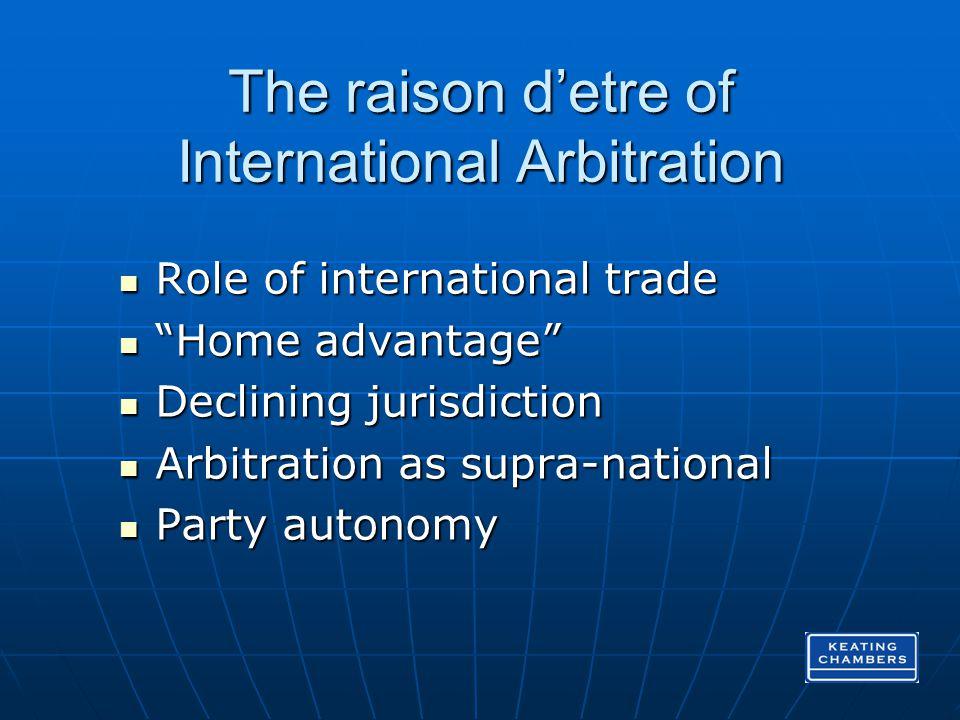 One or Three Arbitrators.