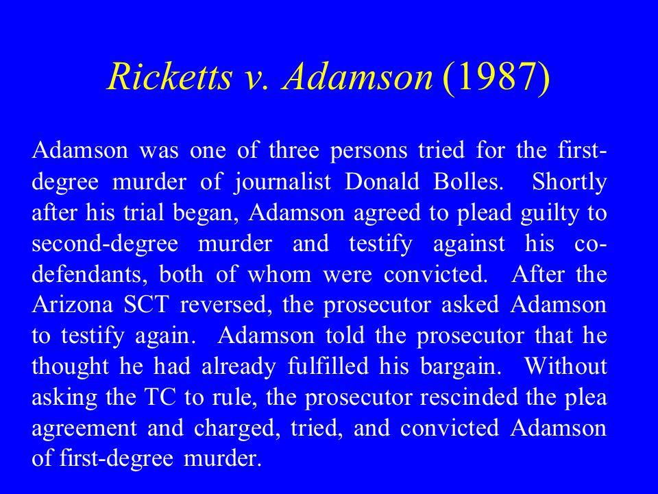 Ricketts v.