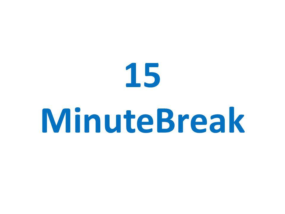 15 MinuteBreak