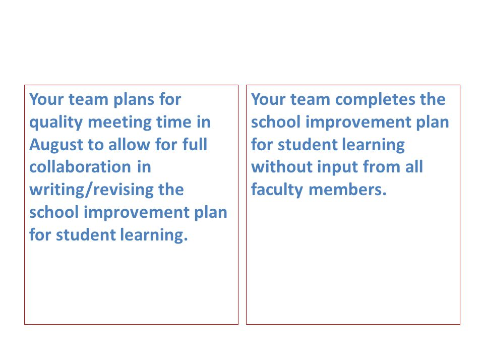 You regularly review student progress, celebrate results, and make adjustments as needed.