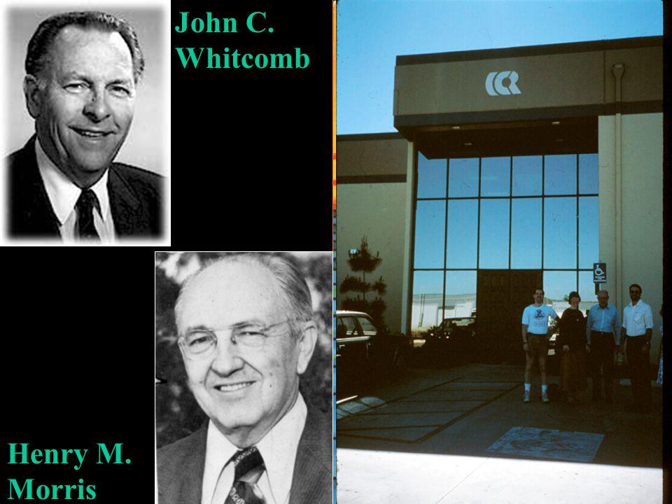 Henry M. Morris John C. Whitcomb