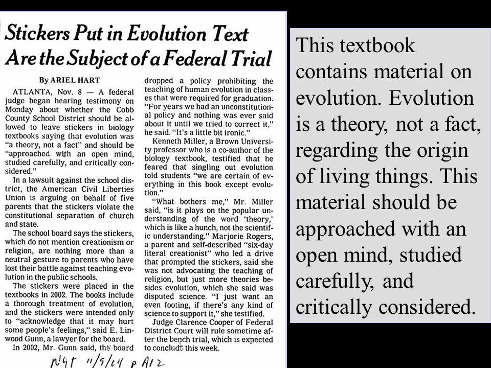 New Creationism: Intelligent Design Behe, Johnson, Dembski Wells, Meyer
