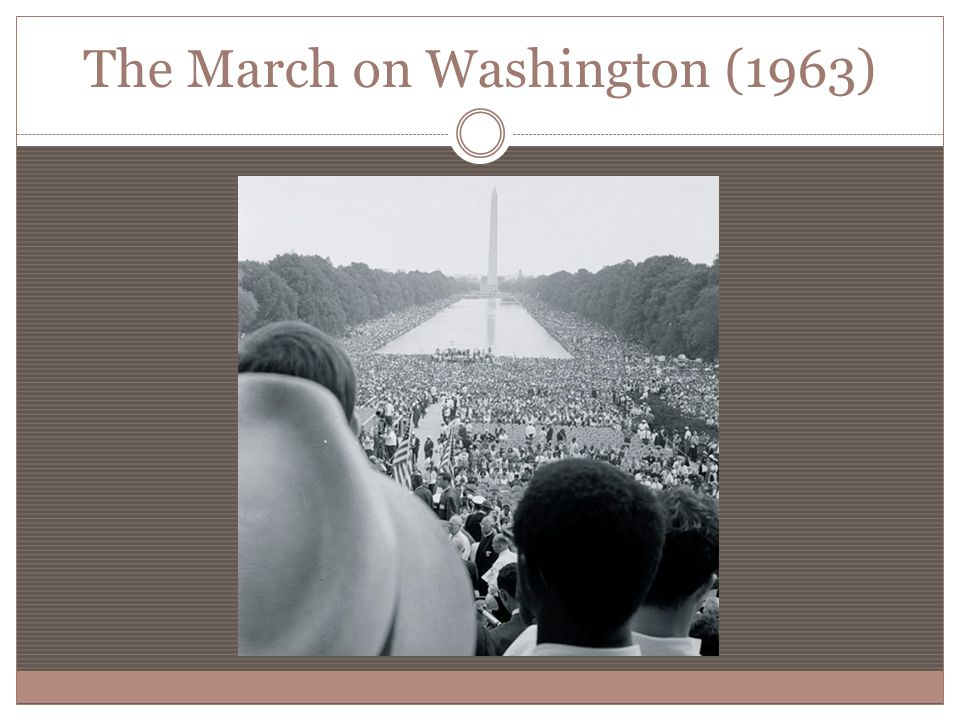 The March on Washington (1963)