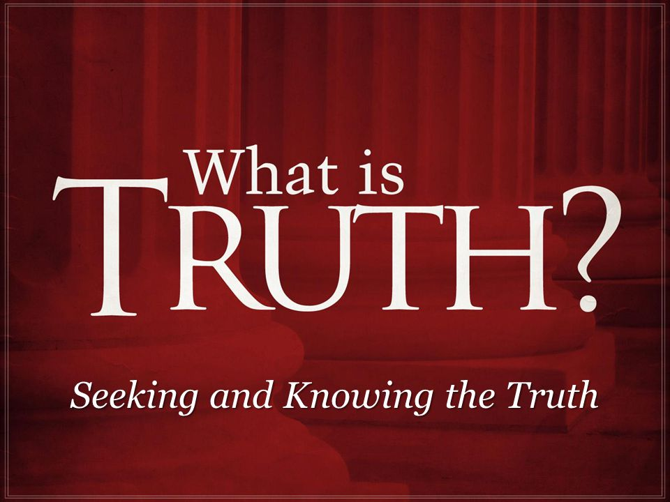 The voice of Jesus is truth, Heb.1:2; Jno.