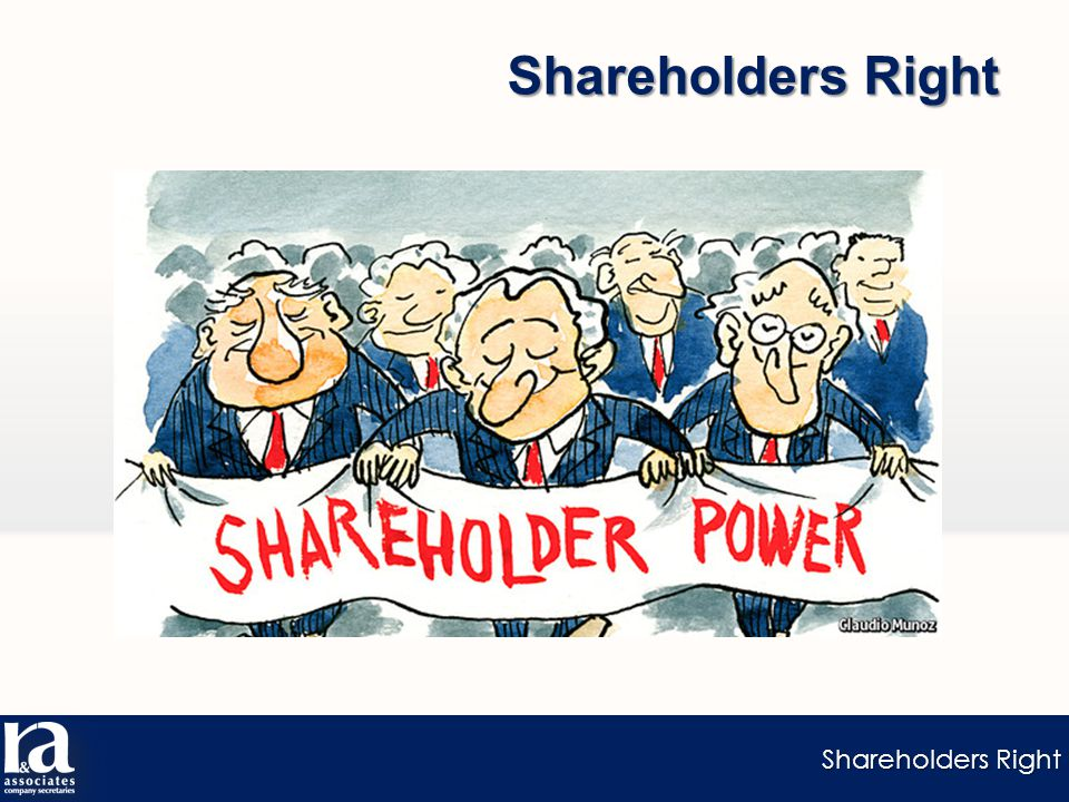 Shareholders Right