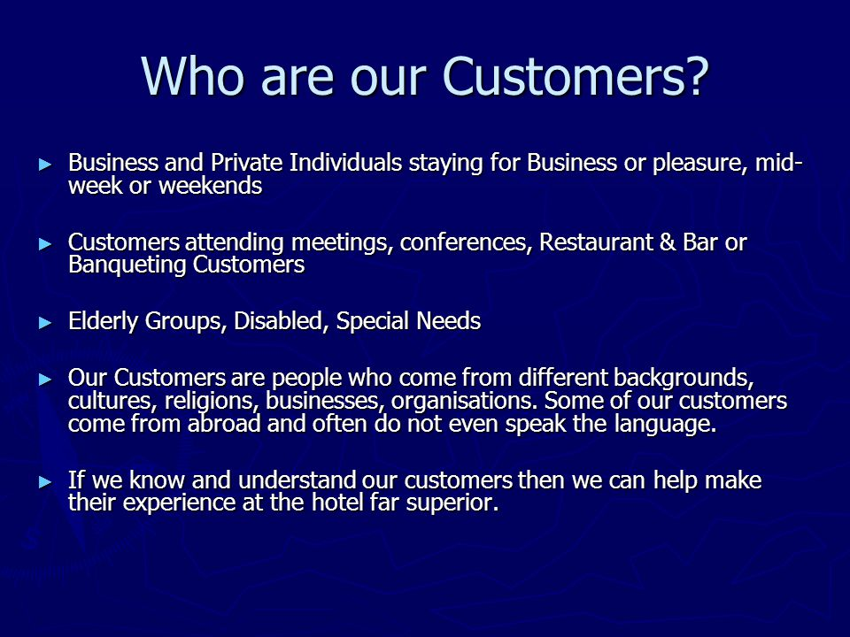How do we benefit from Good Customer Service.