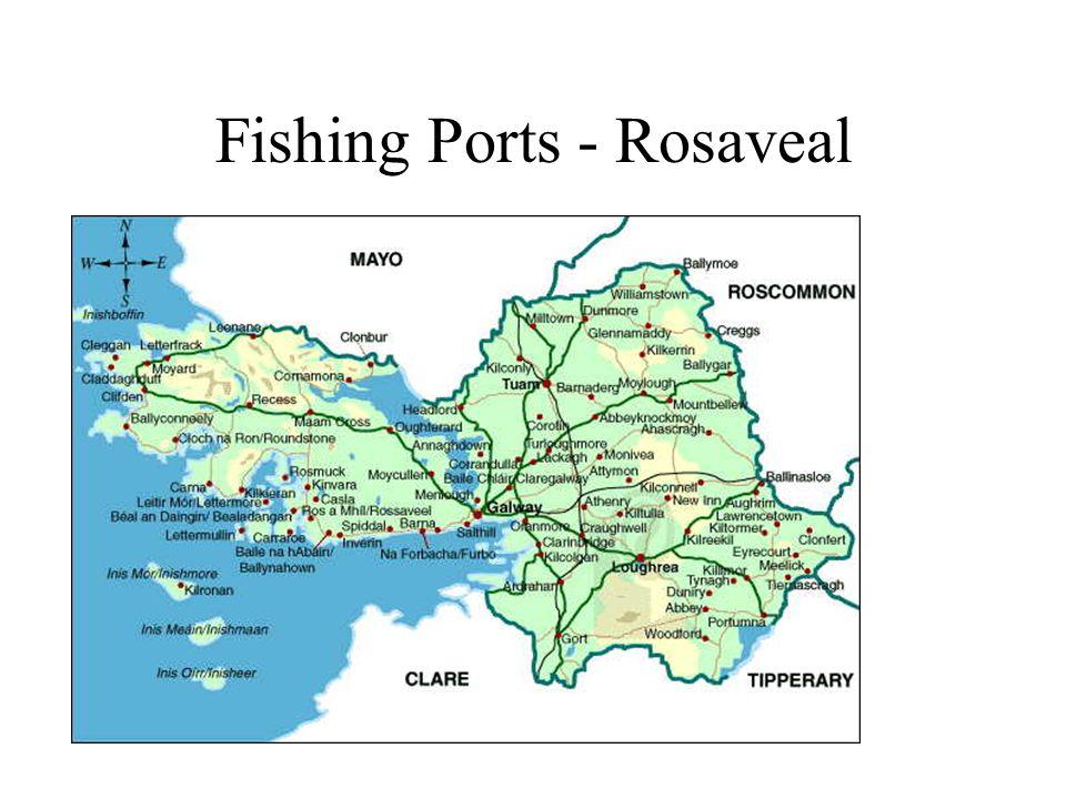 Fishing Ports - Rosaveal