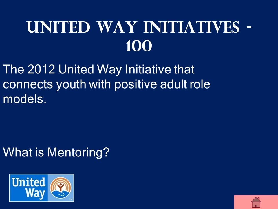 United Way of Midland County Partner Agencies - 500 This partner agency provided personal growth and career development services for nearly 600 displaced homemakers and women in transition in 2010.