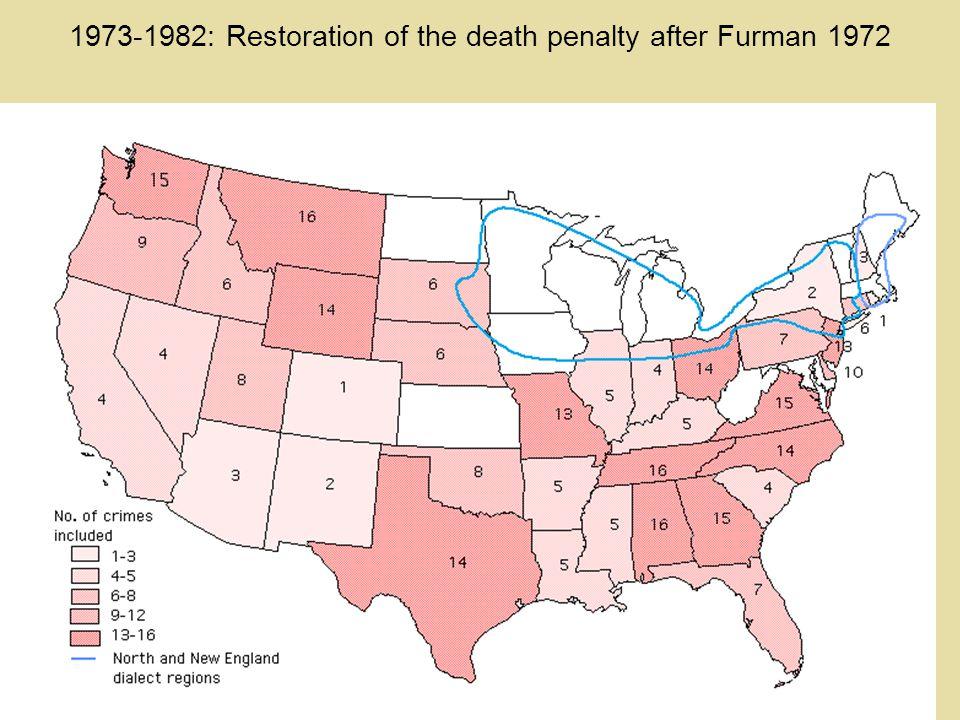 FURMAN v. GEORGIA 408 U.S. 238 (1972) U. S.