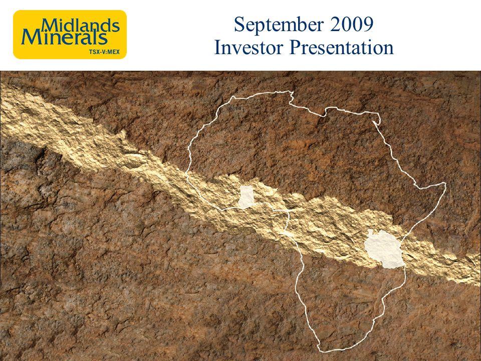 September 2009 Investor Presentation