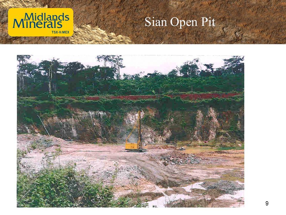 Sian Open Pit 9