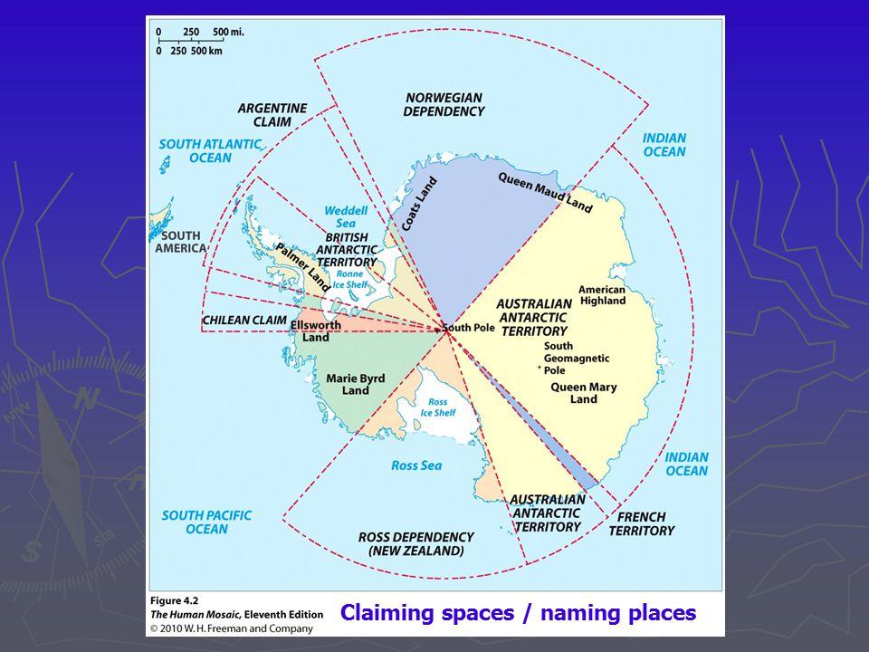 I) Linguistic Culture Regions A.