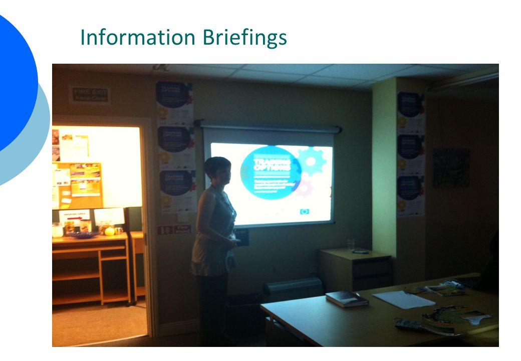 Information Briefings