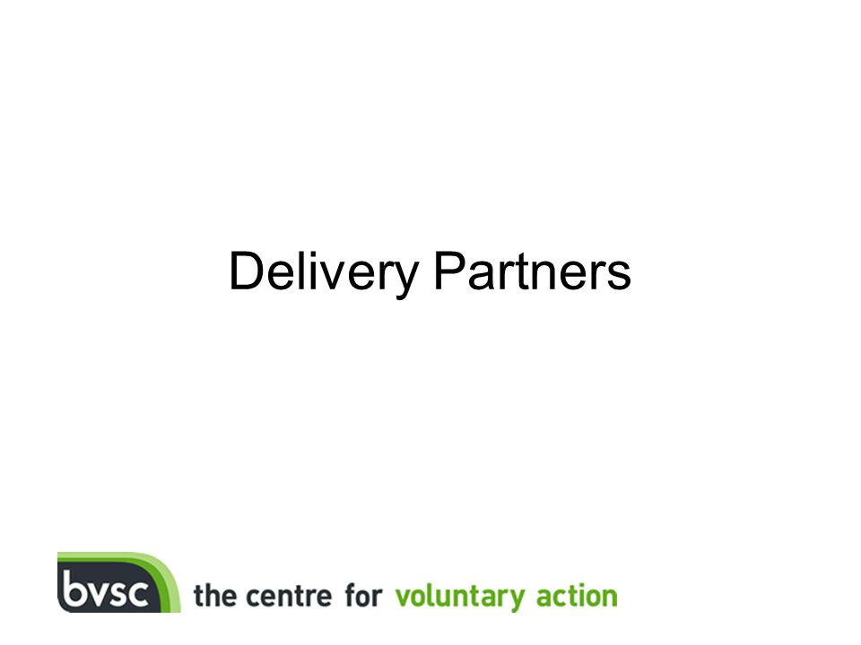 Delivery Partners