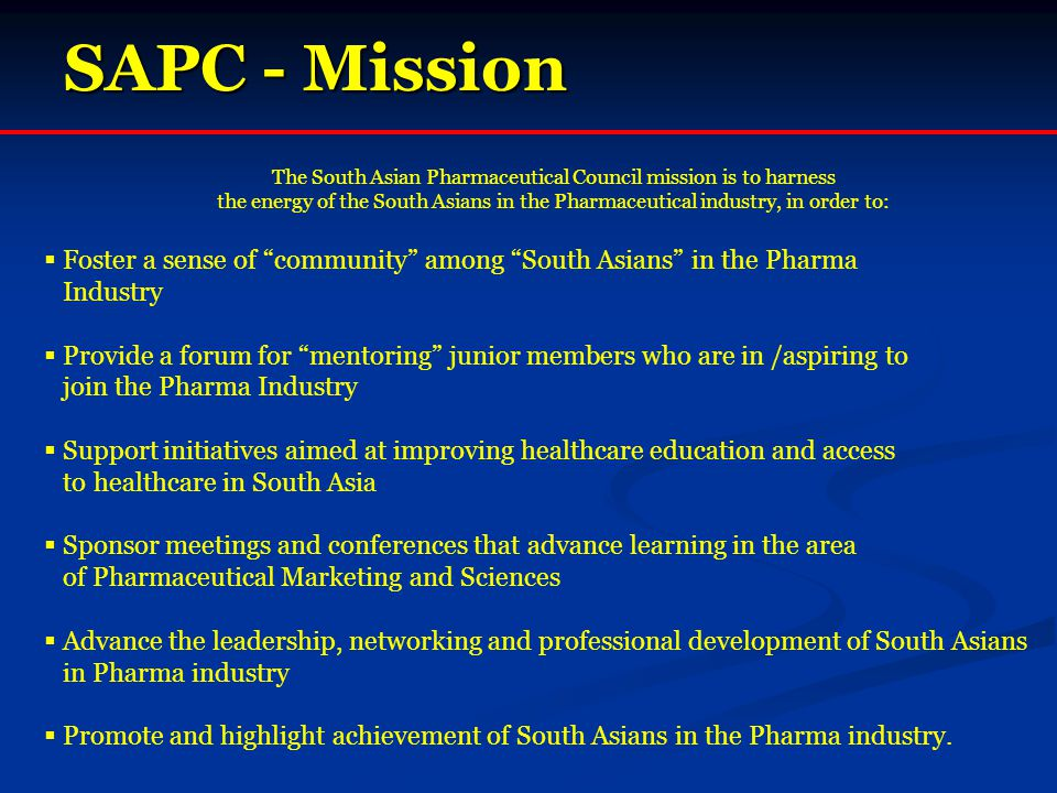 Diversified Opportunities in Pharma Raman Kapur Chairman & CEO Midland HealthCare, LLC